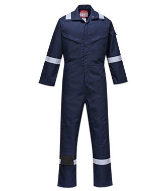 FR93 - Bizflame Ultra Coverall - Navy - R