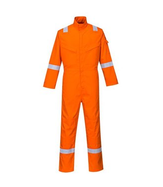 FR93 - Bizflame Ultra Coverall - Orange - R