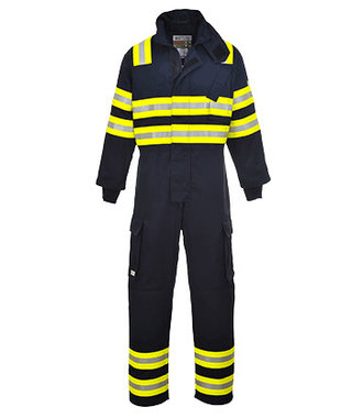 FR98 - Wildland Fire Coverall - Navy - R