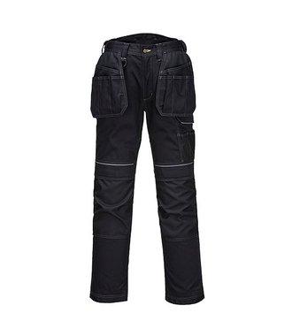 T602 - Urban Work Holster Trousers - Black - R