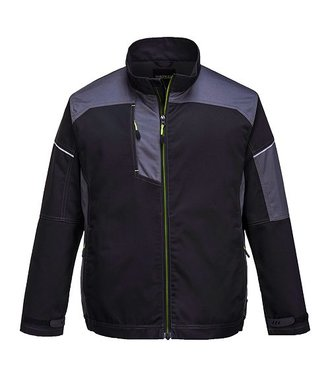 T603 - Urban Work Jacket - BkZoom - R