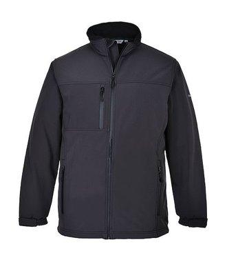 TK50 - Softshell Jacke (3L) - Grey - R