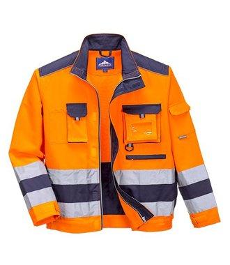 TX50 - Lille Hi-Vis Jacket - OrNa - R