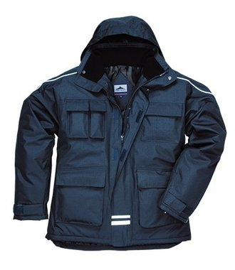 S563 - Parka RS Multipoches - Navy - R