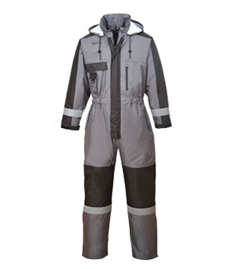 S585 - Winter Overall - Grey - R