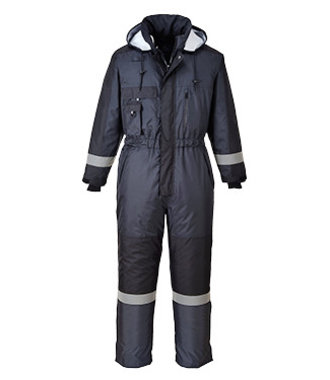 S585 - Winter Coverall - Navy - R