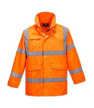 S590 - Extreme Parka Jacket - Orange - R