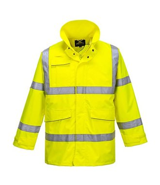 S590 - Extreme Parka Jacket - Yellow - R