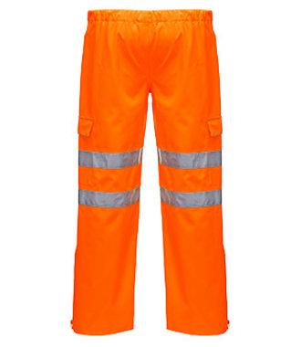 S597 - Warnschutzhose Extreme - Orange - R