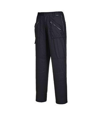 S687 - Pantalon Action femme - BlackT - T