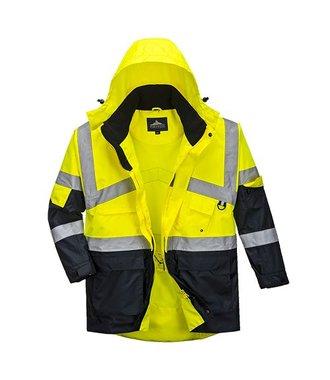 S760 - Hi-Vis 2-Tone Breathable Jacket - YeNa - R