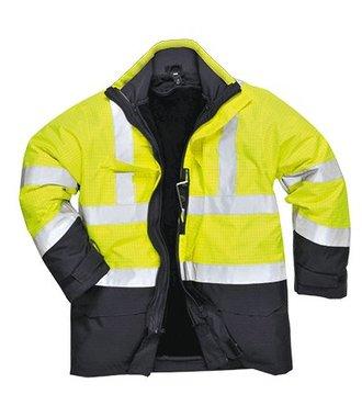 S779 - Bizflame Regen Warnschutz Multi-Norm Jacke - YeNa - R