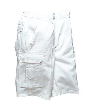 S791 - Bermuda Peintre - White - R