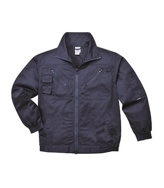 S862 - Jacke Action - Navy - R