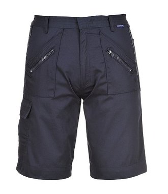S889 - Shorts Action - Navy - R