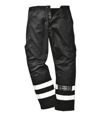 S917 - Iona Safety Combat Trousers - Black - R