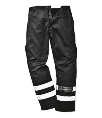 S917 - Pantalon Iona de sécurité - Black - R