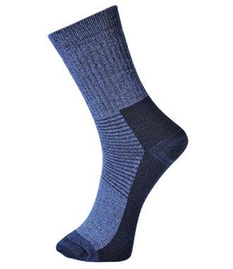 SK11 - Thermo-Socke - Blue - U