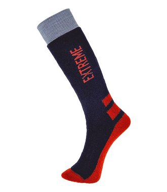 SK18 - Extreme Cold Weather Sock - Navy - R