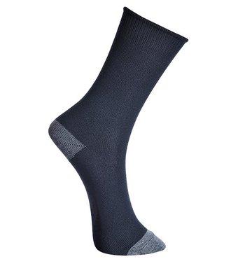 SK20 - MODAFLAME™ Sock - Black - R
