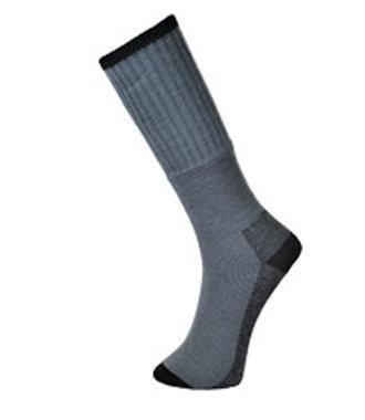 SK33 - Work Sock-3 Pack - Grey - R