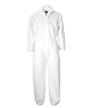 ST11 - Coverall PP 40g - White - R