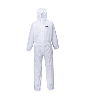 ST30 - BizTex SMS Overall Type 5/6 - White - R