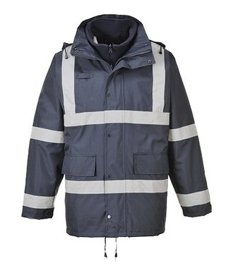 S431 - Iona 3 in 1 Traffic Jacket - Navy - R