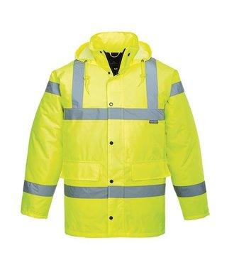 S461 - Hi-Vis Breathable Jacket - Yellow - R