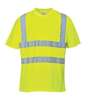 S478 - Hi-Vis T-Shirt - Yellow - R