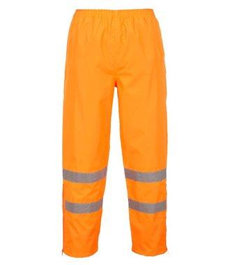 S487 - Hi-Vis Breathable Trousers - Orange - R