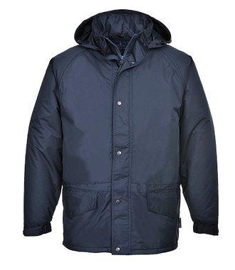 S530 - Arbroath Breathable Fleece Lined Jacket - Navy - R