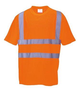 RT23 - Hi-Vis T-Shirt RIS - Orange - R