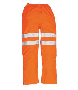 RT31 - Hi-Vis Traffic Trousers - Orange - R