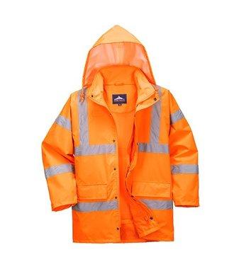 RT60 - Hi-Vis Breathable Jacket - Orange - R