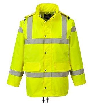 RT60 - Hi-Vis Breathable Jacket - Yellow - R