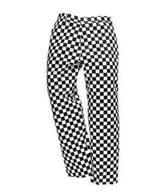 S068 - Pantalon Cuisine Harrow - Chessb - R