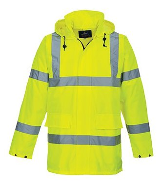S160 - Veste de pluie Lite Traffic - Yellow - R