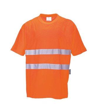 S172 - Cotton Comfort T-shirt - Orange - R