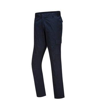 S231 - Stretch Slim Combat Trouser - DrkNav - R