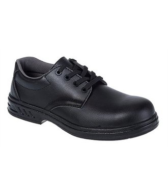 FW80 - Steelite Laced Safety Shoe S2 - Black - R