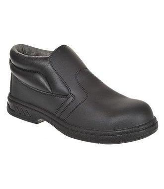 FW83 - Steelite Slip On Safety Boot S2 - Black - R