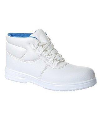 FW88 - Steelite Albus Laced Boot S2 - White - R