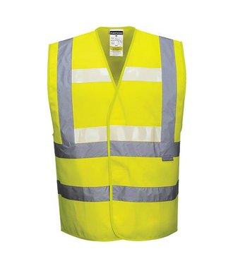 G470 - Triple Technology Vest - Yellow - R