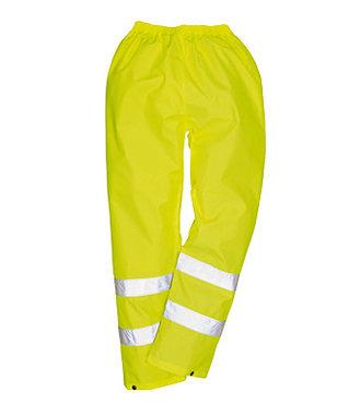 H441 - Hi-Vis Rain Trousers - Yellow - R