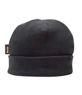 HA10 - Fleece Hat Insulatex Lined - Black - R