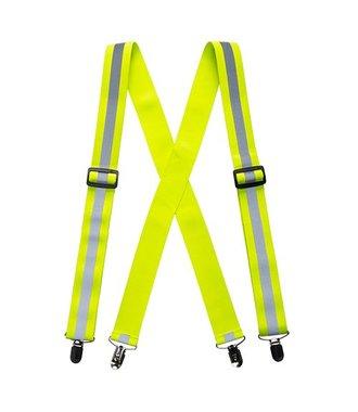 HV56 - Hi-Vis Bretel - Yellow - R