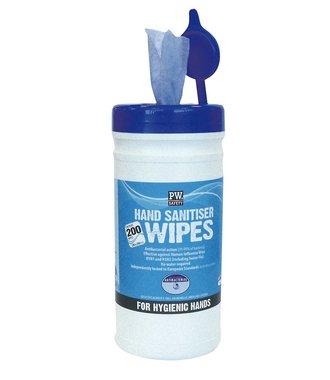IW40 - Handreinigingsdoekjes (200 Doekjes) - Blue - U