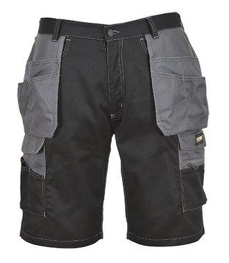KS18 - Granite Holster Shorts - BkZoom - R
