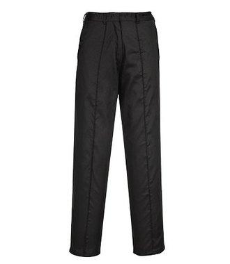LW97 - Pantalon Femme Elastiqué - Black - R